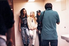Super young Chris Cornell & late Andy Wood photo/ Jesse Higman