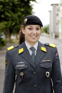 Military Woman | Army | military_woman_switzerland_army_000031