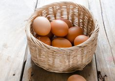 For the vegans, the intolerant, or those who have a backyard chicken that just isn't pulling her weight, these ingredients will simulate the moisture and volume that eggs provide. Go on, give it a 'crack'!