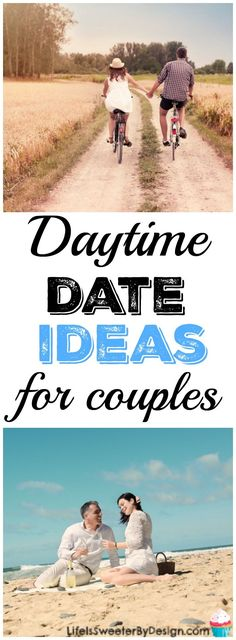 Daytime dates are a great way to spend extra time with your significant other! These fun daytime date ideas are the perfect place to start. Grab a free printable date ideas sheet too!