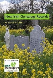 top ten free Irish genealogy websites and databases - my independent selection of the very best free online genealogy research resources for Irish family history.