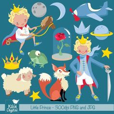 Resultado de imagen para le petit prince scrapbooking card