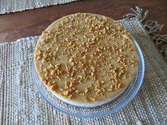 Kakustelija: Kinuski-suolapähkinäjuustokakku