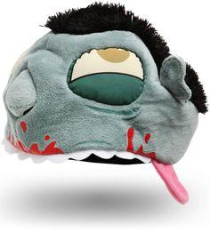 ThinkGeek :: Plush Zombie Hat