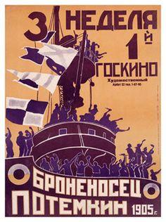 Bronenosets Potyomkin (Encouraçado Potemkin) 1925