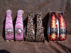 cowhorse creations, bling stirrups, concho, barrel racing