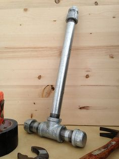 Zombie Hammer  Pipe Weapon and Dry Storage by BRAAIIINS on Etsy, $35.00