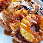 Pineapple Glazed Chicken Teriyaki