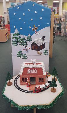 Santas Workshop, Christmas, Xmas, Navidad, Noel, Natal, Kerst