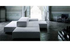Extra Wall Sofa by Piero Lissoni for Living Divani