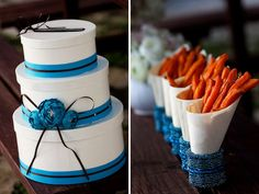 Love the french fry cone holders.  They look like napkin rings.  Must get.