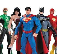 The Best Superhero Toy Lines