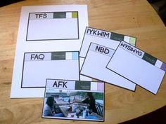 Cool journaling printables free :)