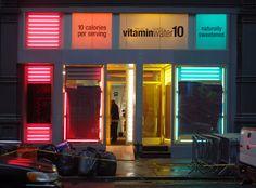 Vitamin Water pop up shop, NYC #wearepopup