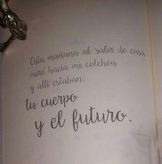 Diego Ojeda Decir No, Tattoo Quotes, Ideas, Frases, Lyrics, Thoughts, Inspiration Tattoos, Quote Tattoos
