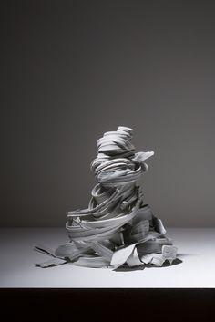 조디 그린맨-바버, 캐나다 <구현된 공간,2014>/ Jody Greenman-Barber, Canada <Embodied Space, 2014> / 20 × 12 × 10