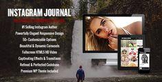 BuzzGFX Instagram Journal v2.0 WordPress Plugin - BuzzGFX