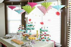 cute decorations for a party