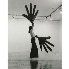 // Sylvia Palacios Whitman's 'Passing Through (1977)