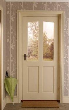 HOWDENS Richmond M exterior hardwood door & Richmond glazed door | External hardwood doors | Doors u0026 joinery ...