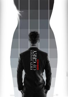 Fifty Shades Alternate Movie poster design