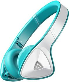 Monster® DNA On-Ear Headphones - White Teal