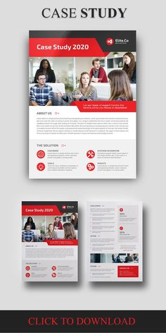 Case Study Template This Modern and Clean Caste Study Template will give you a sample structure for your case study. You can use this Case Study Template to showcase your company's successes and it will help you to gain new customers in the process. a4, agency, booklet, brief, brochure, business, case history, #case #study, catalog, clean, corporate, creative, dossier, editorial, flyer, informational, marketing, multipurpose, #newsletter, portfolio, presentation, professional.
