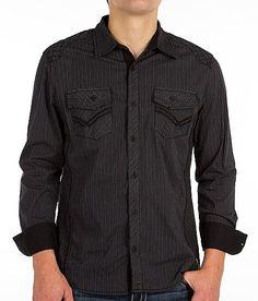 """Buckle Black Except Shirt"" www.buckle.com"