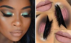 Formal Makeup Looks for Prom 41 Insanely Beautiful Makeup Ideas for Prom Deep Purple, Purple Lips, Melt Cosmetics, Nyx Glitter, Anastasia Beverly Hills, Different Eyeliner Styles, Eyeliner Flick, Make Up Designs, Tutorials