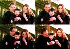 Lilian and James Potter