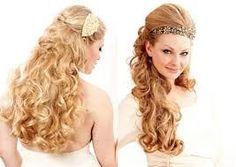Afbeeldingsresultaat voor wedding hairstyles long hair