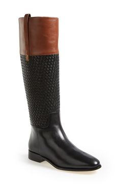 Classic riding boots by Cole Haan #wishlist