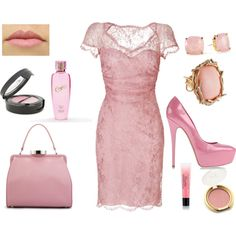 cotton candy by carolwatergirl on Polyvore