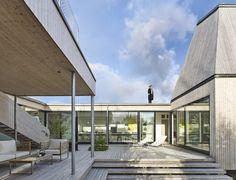 Villa Kristina à Göteborg en Suède par Wingardhs - Journal du Design