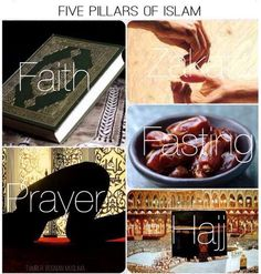 5 pillars of Islam. 5 Pillars, Pillars Of Islam, Beautiful Islamic Quotes, Islamic Inspirational Quotes, Islamic Qoutes, Muslim Quotes, Religious Quotes, Allah Quotes, Pray Quotes