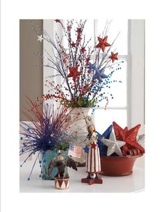 July 4th decorations on pinterest george washington fourth of july and decoration Shelley b home decor