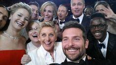 Records de tweets : découvrez l'ado qui a battu le selfie des Oscars 2014
