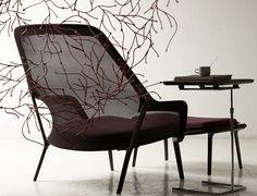 Slow Chair par les frères Bouroullec - Blog Déco Design