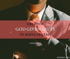 1 Peter 4:10 | Bible Verses