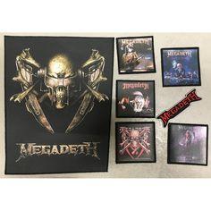 Megadethin merkkisetti Band Jacket, Horns, Frame, Home Decor, Megadeth, Picture Frame, Horn, Decoration Home, Room Decor