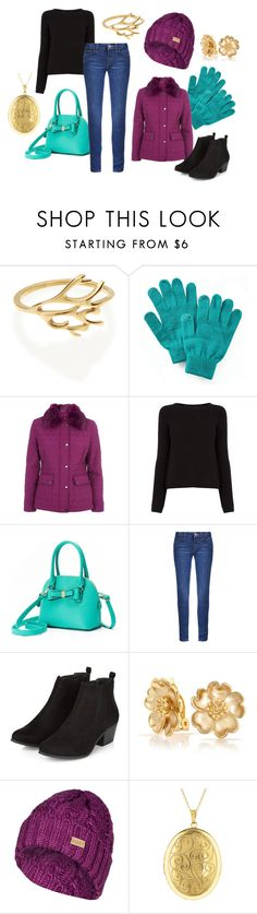 """""""Anna - Cold Weather Disneybound"""" by caro-de-moiselle ❤ liked on Polyvore featuring SO, Precis Petite, Oasis, Apt. 9, Levi's, Bling Jewelry, Roxy, disneybound, frozen and anna"""