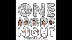 Maroon 5 - One more night (Dj B0B0 Extended Mix)
