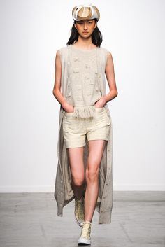 Spring 2015 Ready-to-Wear - Creatures of Comfort