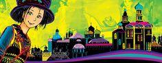 Praga, negros y fluorescentes del teatro de luces