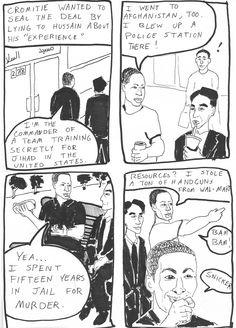 The Tragic Story of the Newburgh 4. pg.5