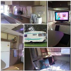 Caravan Hire - Viscount Retro Refurb  $70per day 2/4 berth (NSW/Syd West) Caravan and Camping Hire Aus