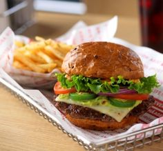 Spice up your day...try a Spicy Baja! Mmmmm #smashburger #desertridge