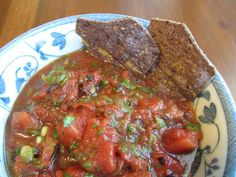 Salsa Ranchera from Flavor without FODMAPs Cookbook More