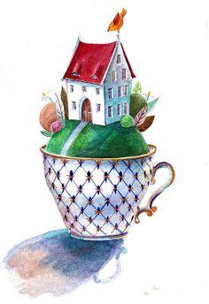 Handmade designs by Yana Fefelova