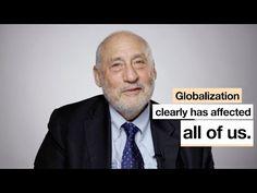 Watch Nobel Prize-winning economist Joseph Stiglitz explain globalization in three minutes | World Economic Forum